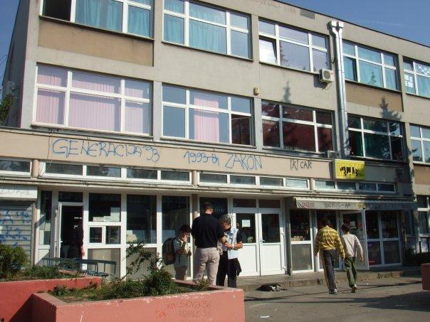 Osnovna Skola đura Danicic Vozdovac Beograd