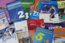 Novi udžbenici u školama za tri godine