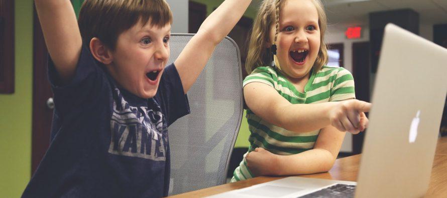 Google igrica za decu kao zaštita od prevara na internetu