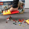 lego papuce