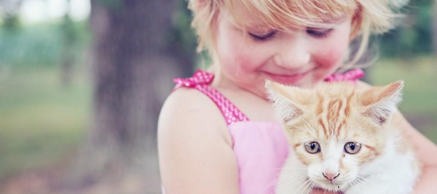 Kako ljubimci utiču na odrastanje deteta