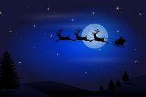 Saznajte gde je Deda Mraz u ovom trenutku!