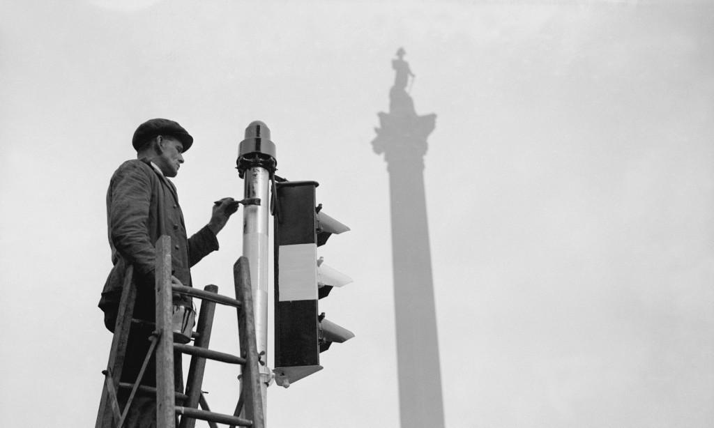 Semafor u Londonu