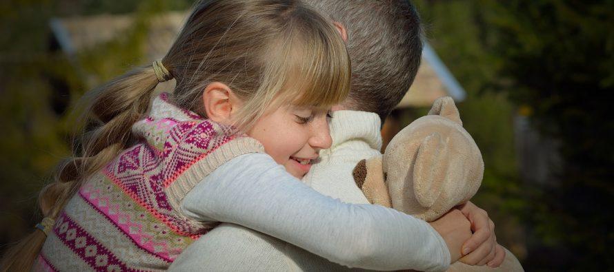 5 moćnih efekata zagrljaja