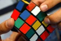 Rubikova kocka rešena za jedan sekund?!