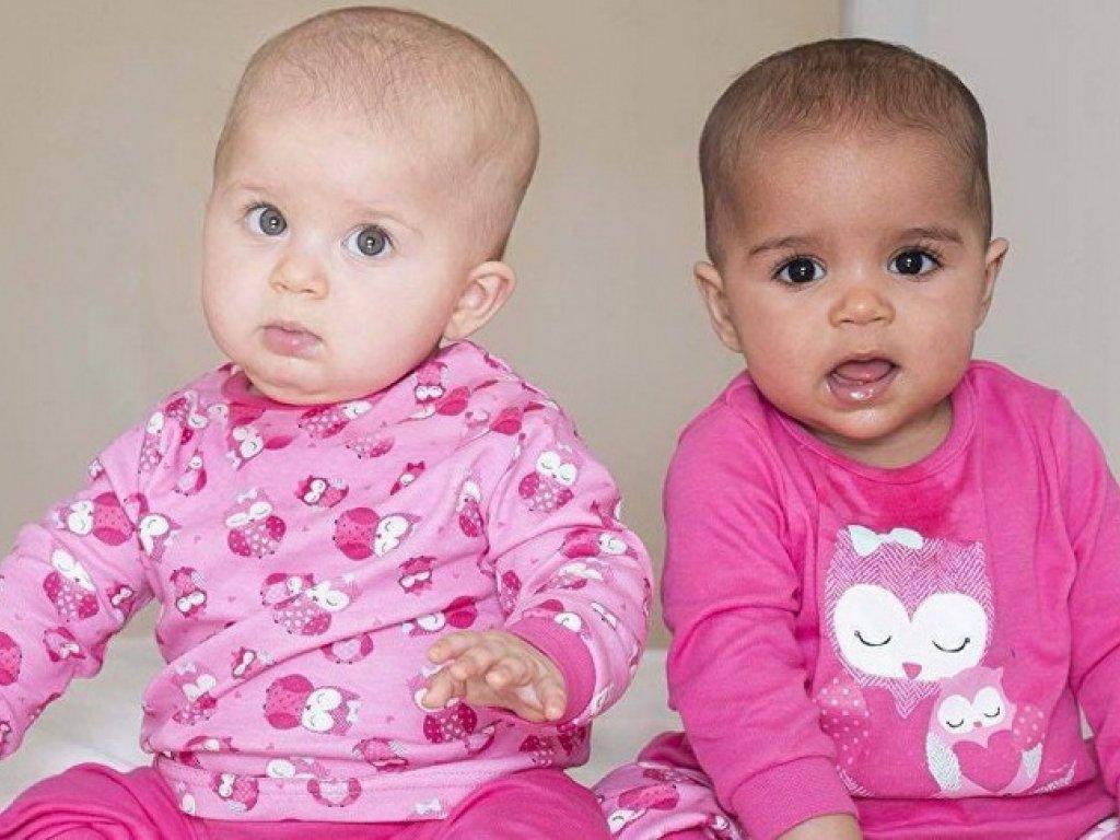 bebe bliznakinje