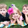 troje dece