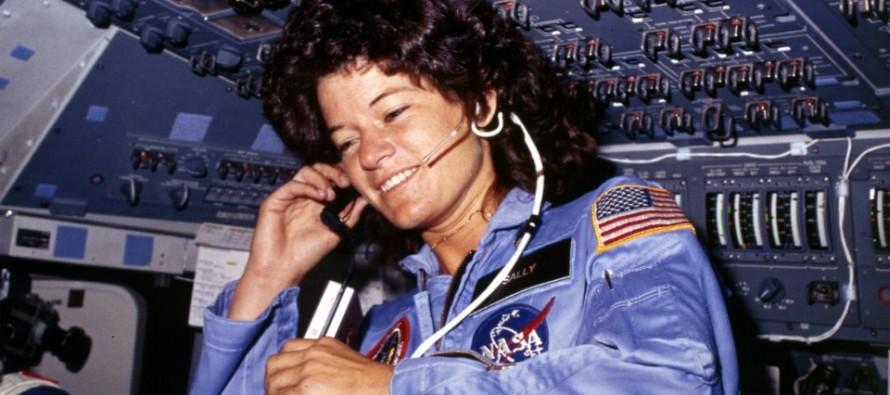 Na današnji dan rođena Sali Rajd – najmlađi astronaut u svemiru