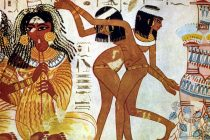 Zavirite u drevni egipatski sarkofag