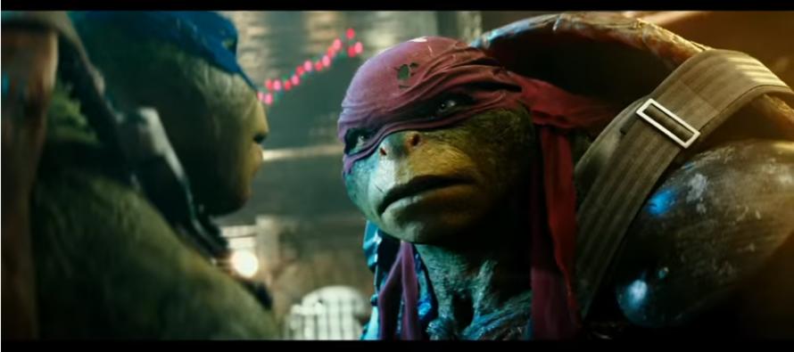 """I kod nas prikazan film """"Nindža kornjače – Izvan senke"""""""