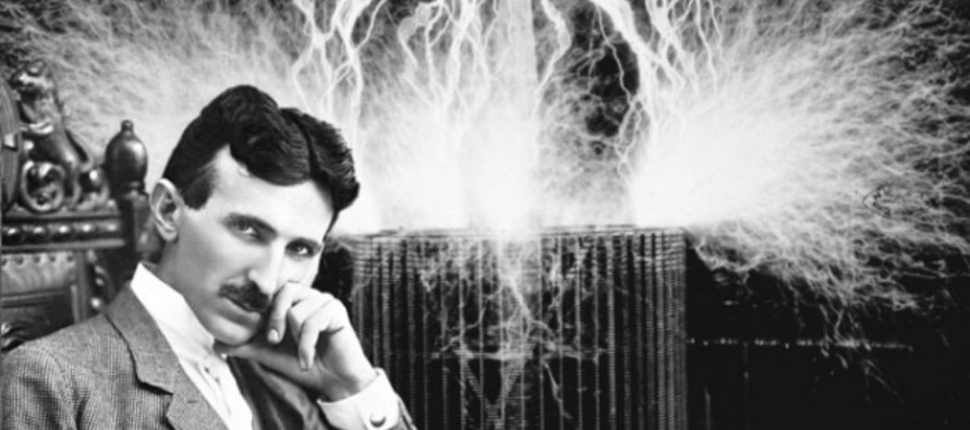 Na današnji dan rođen Nikola Tesla