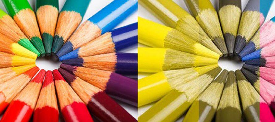 Ovako daltonisti vide svet!