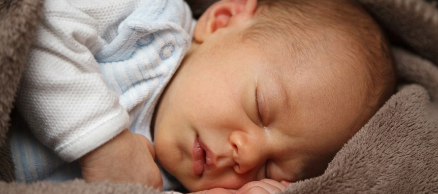 Spas u pravi čas: Krevetac koji smiruje bebu