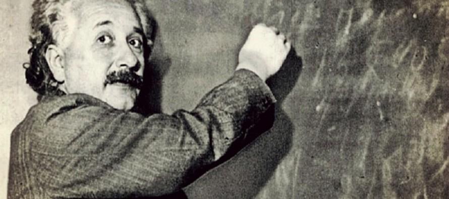 Ajnštajnovi saveti za sreću prodati za 3,6 miliona dolara