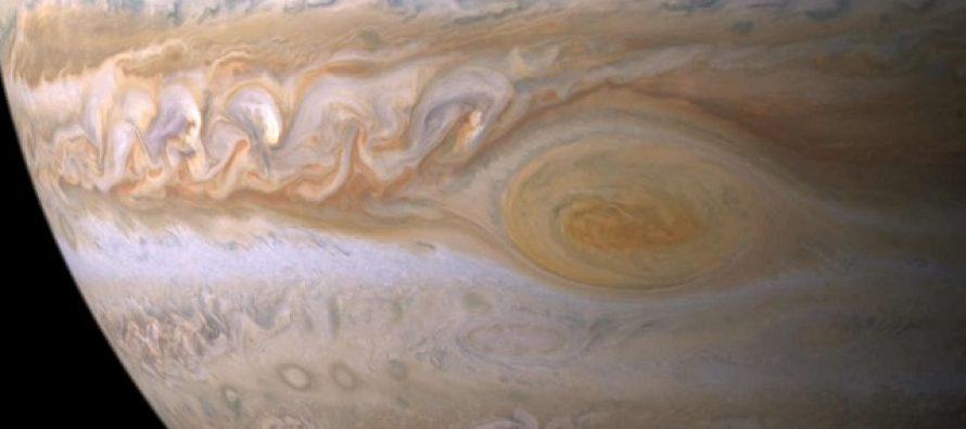 Posetite crvenu rupu na Jupiteru (VIDEO)