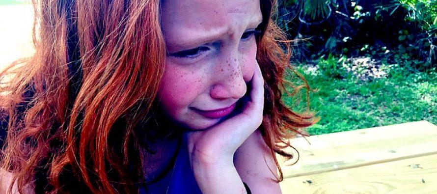 Kako prepoznati depresiju kod deteta?