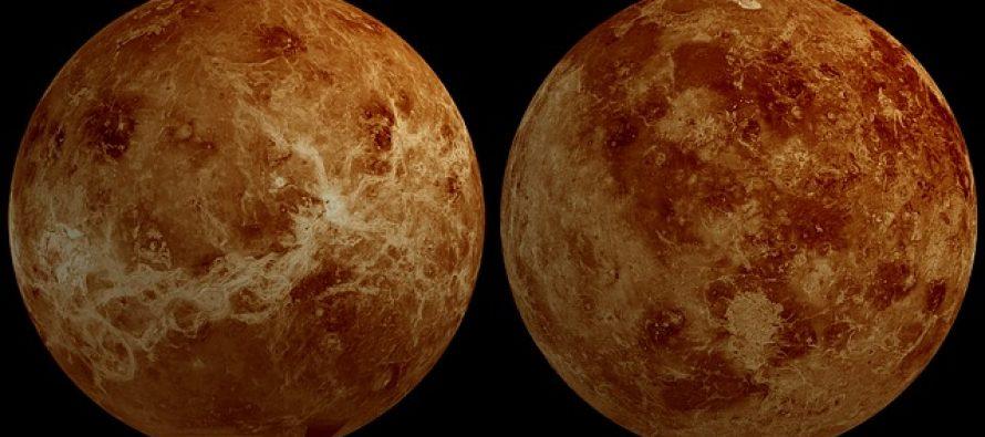 Pogledajte neverovatne fotografije Venere japanske svemirske letilice