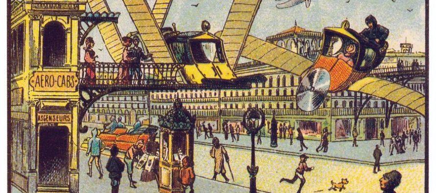 Kako su ljudi pre 100 godina zamišljali budućnost?