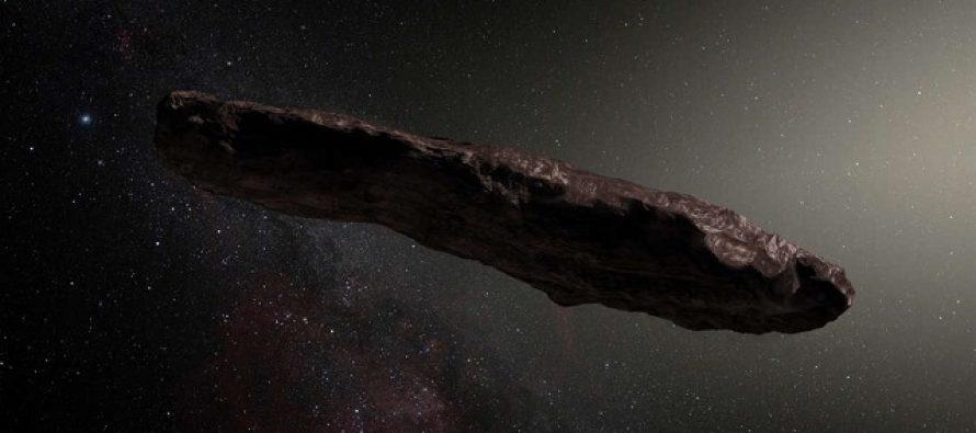Naučnici možda otkrili odakle stiže Oumuamua: čudnovati asteroid