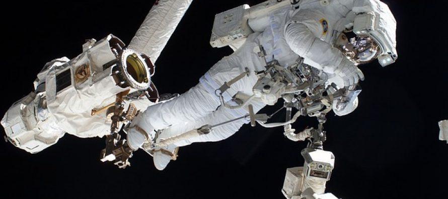 Kako prašina utiče na astronaute?