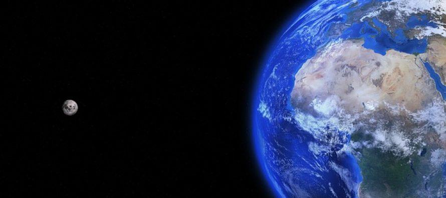 Nova teorija nastanka Meseca