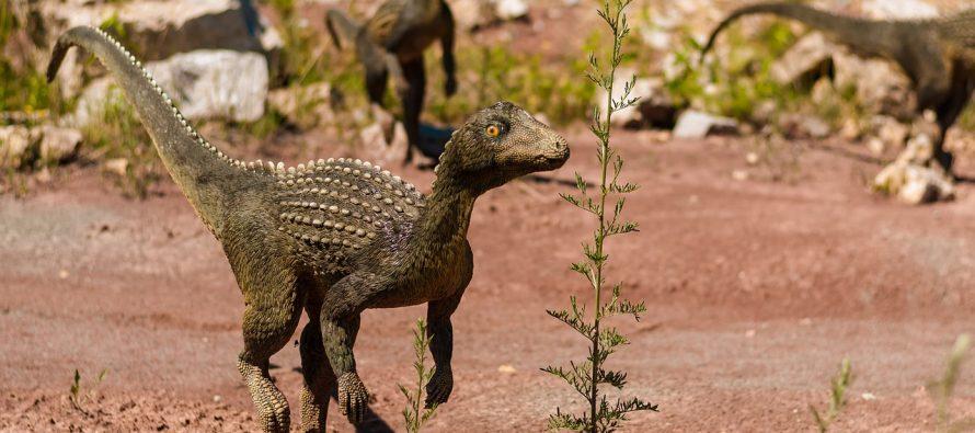 Ove životinje nisu dinosaurusi?