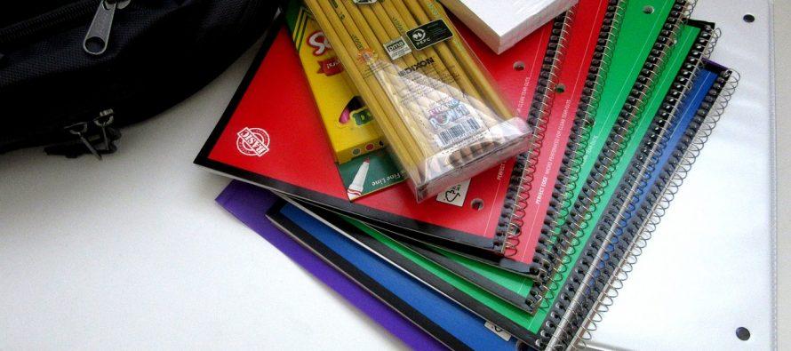 Razmena udžbenika i školske opreme