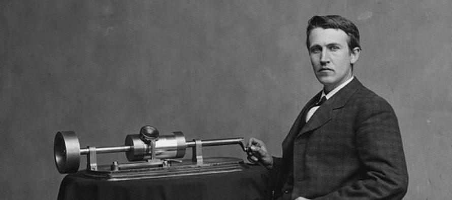 Za ovaj izum Tomasa Edisona nismo znali!