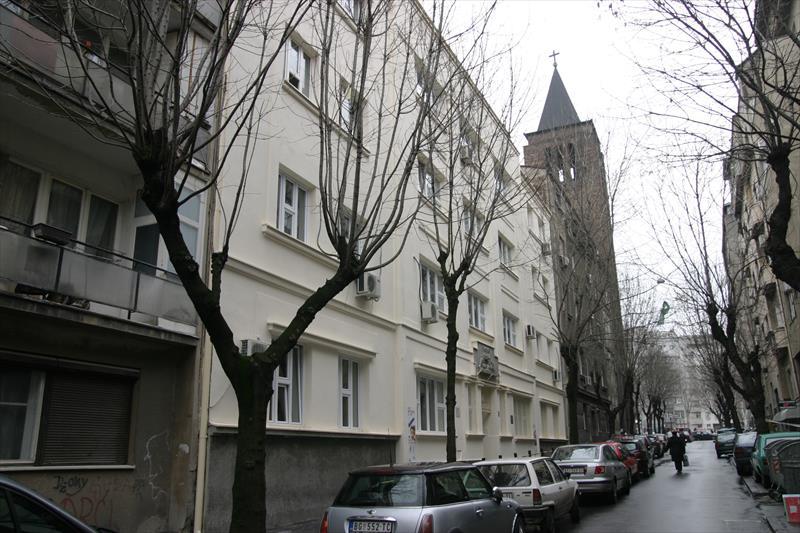 osnovna baletska skola lujo davico beograd stari grad slika skole