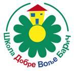 osnovna skola 14 oktobar baric logo