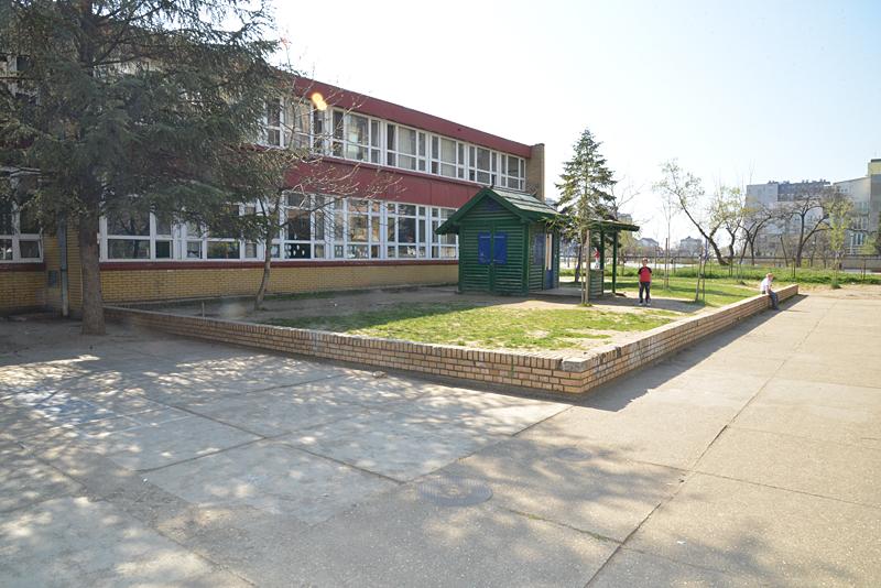 osnovna skola kneginja milica novi beograd slika skole