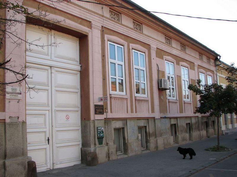 baletska skola dimitrije parlic pancevo