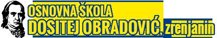osnovna skola dositej obradovic zrenjanin logo