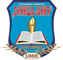osnovna skola sinisa janic vlasotince logo