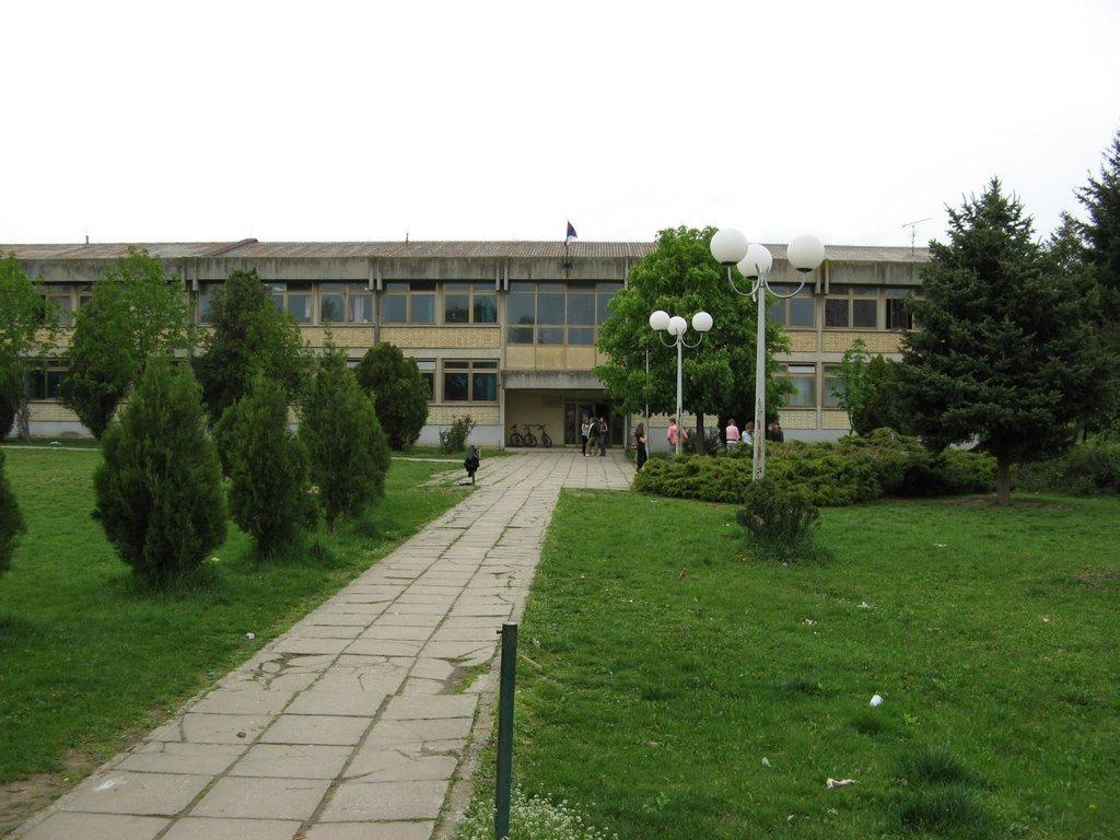 osnovna skola sveti sava velika plana slika skole
