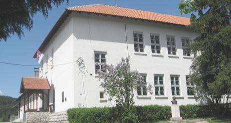 osnovna skola dimitrije tucovic cajetina slika skole