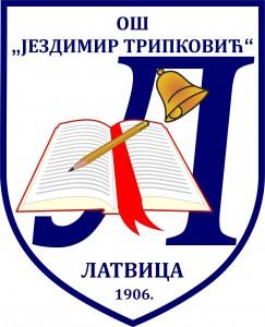 osnovna skola jezdimir tripkovic latvica logo skole