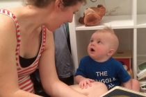Najmlađi obožavalac knjiga