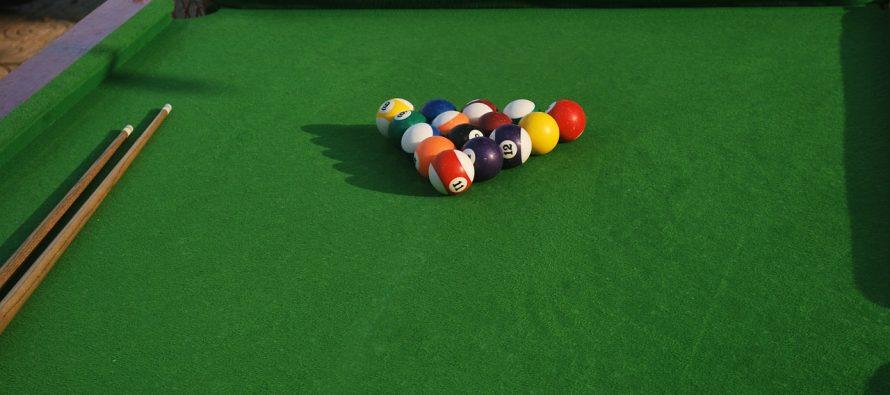 Zašto je bilijarski sto – zelene boje?