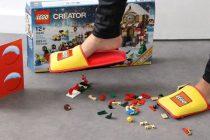 Konačno: Lego dizajnirao zaštitne papuče!