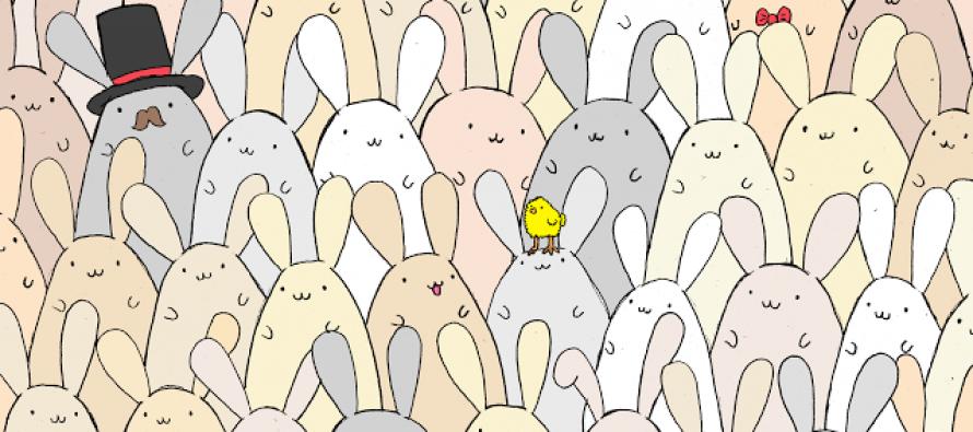 Pronađi skriveno uskršnje jaje!