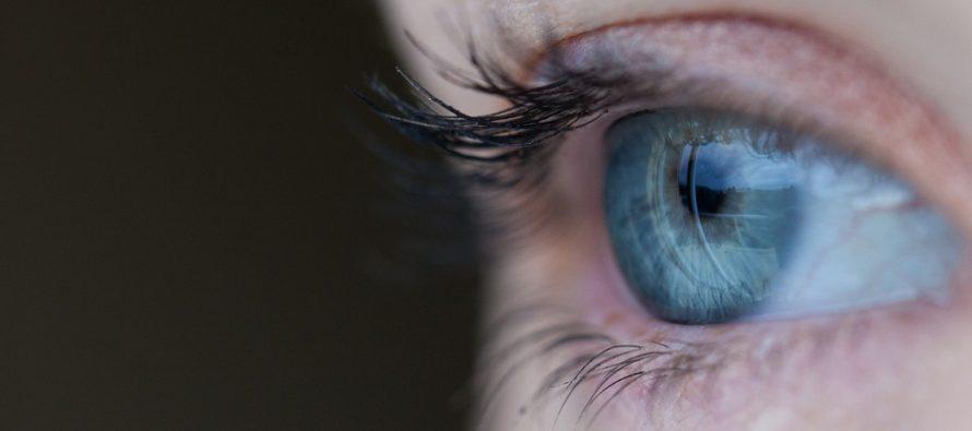 Najređa boja očiju na svetu!