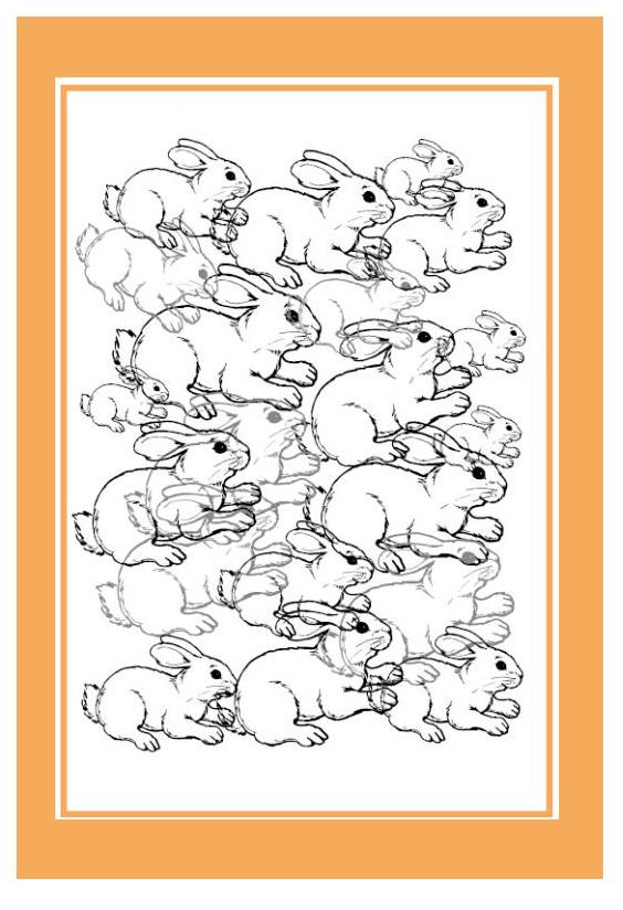 koliko zeceva se nalazi na slici
