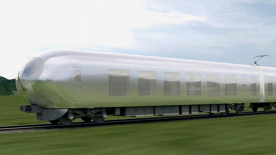 nevidljivi voz
