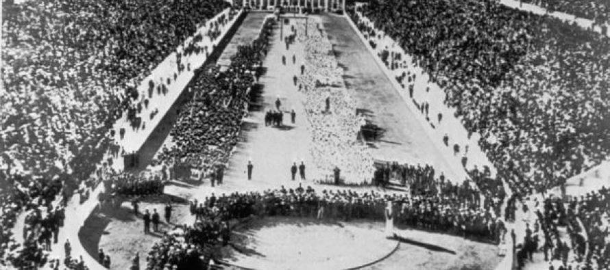 120 godina od prvih Olimpijskih igara