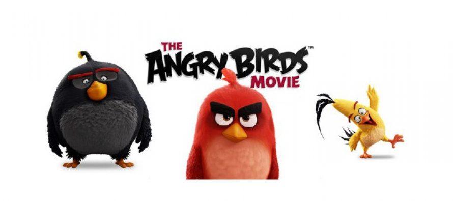 """Angry birds"" na bioskopskom platnu i kod nas"