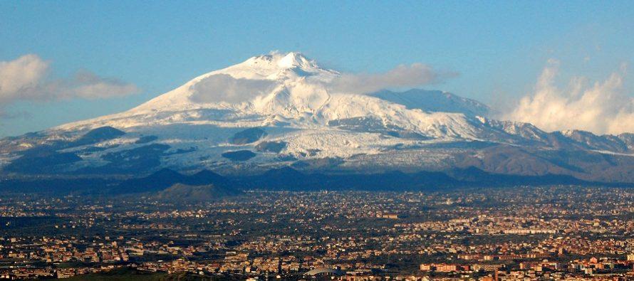 Etna – vulkan koji nikad ne spava