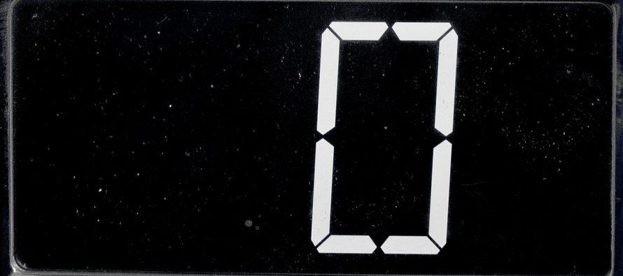 Kako i kada je nastao broj nula?