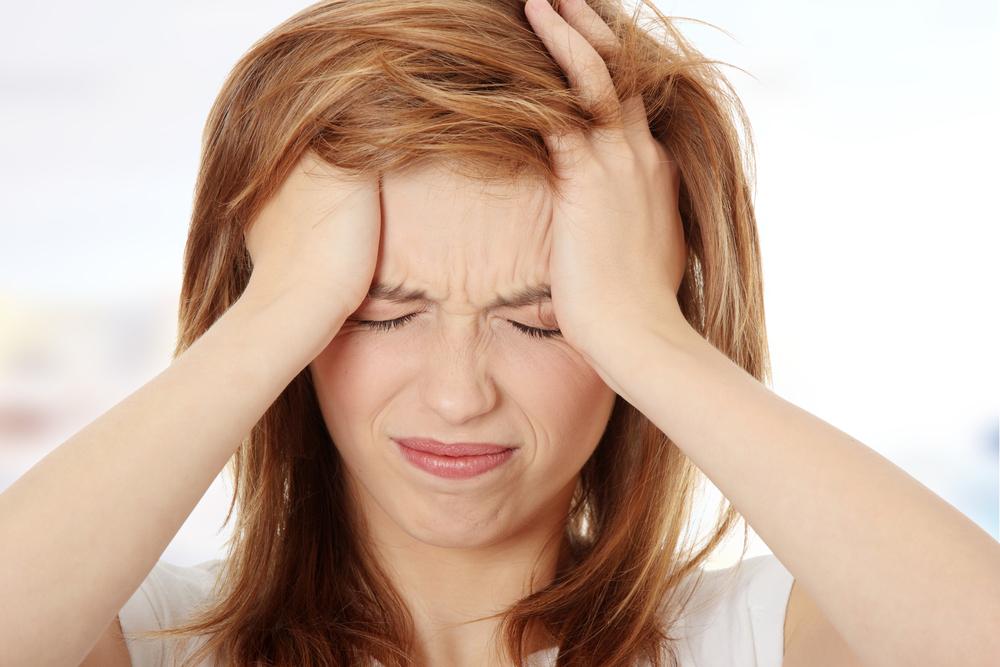 glavobolja zena