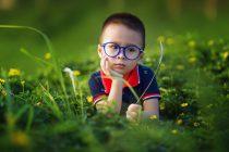 Pregled deteta kod očnog lekara